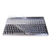 CHERRY® Plastic Protective Cover, Clear (KBCV62401W)