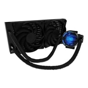Cooler Master® MasterLiquid Pro 240 Cooling Fan/Radiator, 650 - 2000 RPM (MLY-D24M-A20MB-R1)