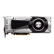 EVGA® 08G-P4-6170-KR NVIDIA GeForce GTX 1070 256-Bit GDDR5 PCI Express 3.0 8GB Graphics Card