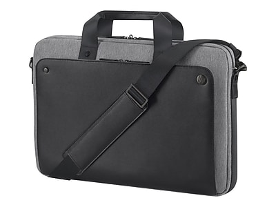 HP Executive Black Top Load Carrying Case for 210 G1 Notebook (P6N18UT)