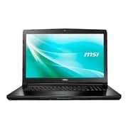 """msi CX72 6QD-208US 17.3"""" Notebook, LCD, Intel Core i5-6300HQ, 1TB, 12GB, Windows 10, Aluminum Black"""
