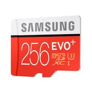 Samsung EVO+ MB-MC256DA/AM 256GB microSDXC UHS-I Memory Card