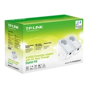TP-LINK® TL-PA4010P KIT Powerline Network Adapter Kit