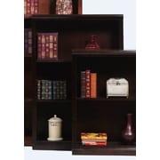 AmericanHeartland Poplar 48'' Standard Bookcase; European Gray