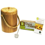 Good Ideas Compost Wizard Essentials Kit Bamboo