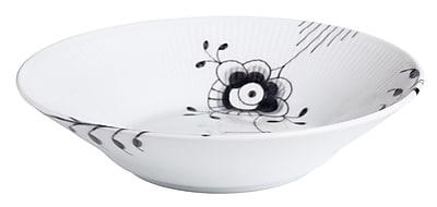 Royal Copenhagen Black Fluted Mega Pasta Bowl WYF078277960437