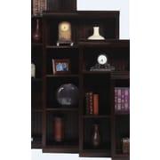 AmericanHeartland Poplar 60'' Standard Bookcase; European Gray