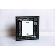 Adams & Co I Thought of You Wood Picture Frame