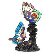 Chloe Lighting Butterfly 17'' Table Lamp