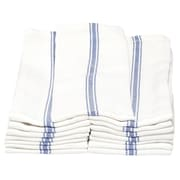 Melange Classic Kitchen Towel (Set of 180); Blue