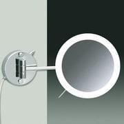 Windisch by Nameeks Makeup Mirror; Chrome