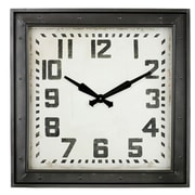 Aspire Westford Square Wall Clock