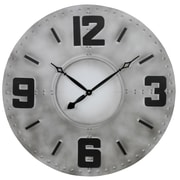 Aspire 36'' Radley Industrial Wall Clock