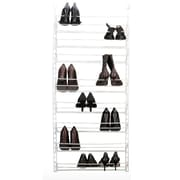 Panacea Products 8-Tier Overdoor Shoe Organizer