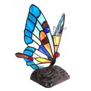 Chloe Lighting Butterfly  9.25'' Table Lamp