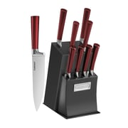Cuisinart® C77RB-11P Vetrano Collection Stainless Steel 11 Piece Cutlery Set with Block
