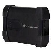 DataLocker 500GB 5 Gbps External Hard Drive, Black (MXKB1B500G5001-E)