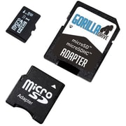 EP Memory GorillaDrive™ Class 10 4GB miniSDHC Memory Card