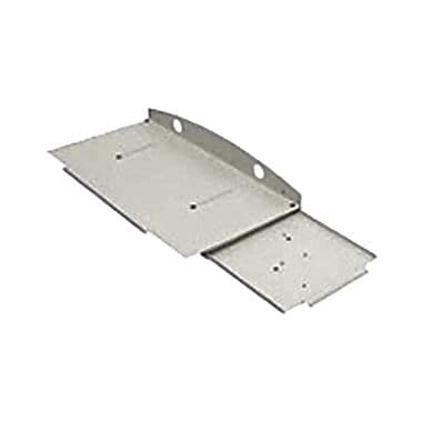 Ergotron® Adjustable Keyboard Tray, Gray