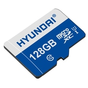 Hyundai® MHYMSDC128GC10 UHS-I/Class 10 128GB MicroSDXC Flash Memory Card