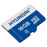 Hyundai® MHYMSDC16GC10 Class 10 16GB MicroSDHC Flash Memory Card