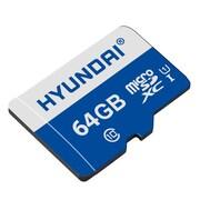 Hyundai® MHYMSDC64GC10 UHS-I/Class 10 64GB MicroSDXC Flash Memory Card