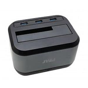 Syba External Serial ATA/600 USB 3.0 SATA Hard Drive Docking Station (SY-ENC50082) IM11V2003