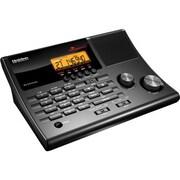 Uniden® BC365CRS Clock/FM Radio Scanner