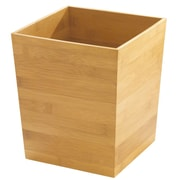 Formbu Wastebasket Trash Can - Bamboo (85542)