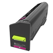 Lexmark CX860 Magenta Ultra High Yield Return Program Toner Cartridge