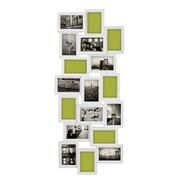 "nexxt PN43601-7 Habitat Collage Frame, 42.75"" x 17.5"""