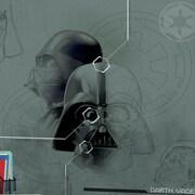 Room Mates Star Wars Darth Vadar Wall Mural