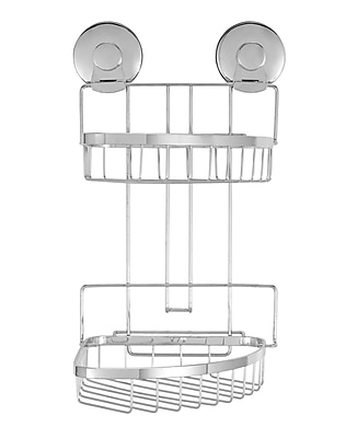Everloc Endure Wall Mounted Shower Caddy WYF078279217043