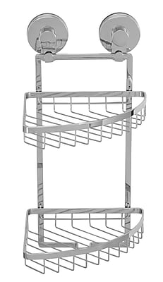 Everloc Solutions Wall Mounted Shower Caddy WYF078279217054