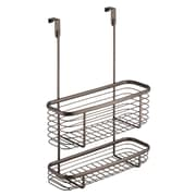 InterDesign Axis Over the Cabinet Kitchen Storage Organizer Basket