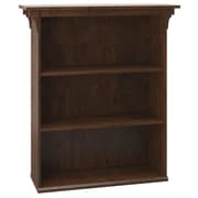 Bush Furniture Mission Creek 3 Shelf Bookcase, Antique Cherry (MCB136AN-03)