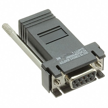 DIGI International® 76000697 Serial/RJ-45 Serial Console Adapter