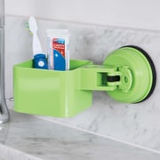FECA Suction Cup Paper Clip Holder; Green