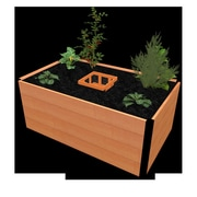 VitaGardens Rectangular Planter Box