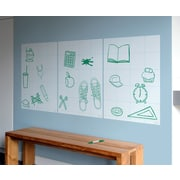 BLIK Inc Graph Paper Wall Decal