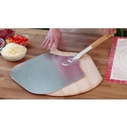 "Honey Can Do 16"" x 18"" Aluminum Pizza Peel with Wood Handle (4439)"