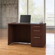 "Bush Business Furniture Emerge 48""W x 22""D Harvest Cherry Desk, Harvest Cherry (300SCSP48CSK)"