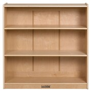 """ECR4Kids® 36""""H Classic Birch Bookcase"""