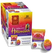 Copper Moon Hawaiian Hazelnut Single Cup  20 count