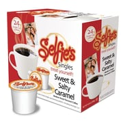 Selfie's Sweet & Salty Caramel  24ct Single Cups