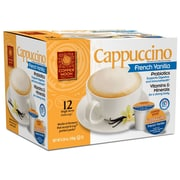 Copper Moon Cappuccino French Vanilla Probiotic Single Cup  12ct.