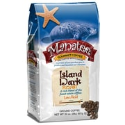 Manatee Island Dark Roast  2 lb Ground