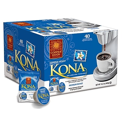 Copper Moon Kona Blend Single Cup 40 count 2400151