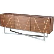 Bellini Modern Living Shadow TV Stand
