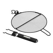 GrillMark Non-Stick Quesdila BBQ Basket